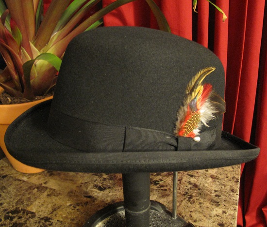 A Derby Hat You Really Wish You Could See Right Now